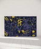 Tête de lit 180 cm Bleu Morgane Bezou Flore