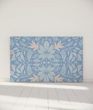 Tête de lit 180 cm Bleu Morgane Bezou Kaléidoscope