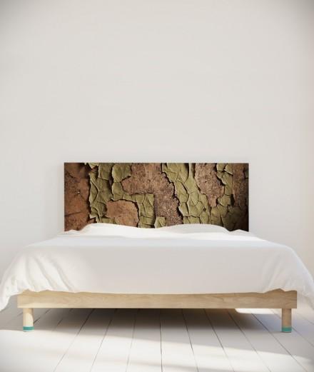 Tête de lit 160 cm Marron Barbara Formica Hôtel