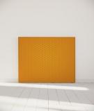Tête de lit 140 cm Orange Emmanuel Somot Facette