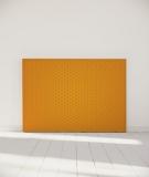 Tête de lit 160 cm Orange Emmanuel Somot Facette