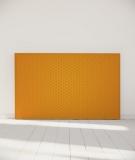 Tête de lit 180 cm Orange Emmanuel Somot Facette
