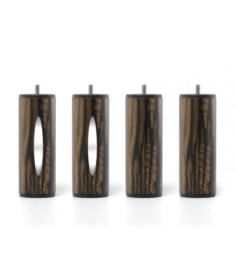 LIGHT - Kit Lit Double Metallic Wood