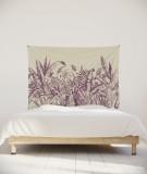 tenture-chambre-S-lit-140-violet-missy-la-tete-dans-les-tropiques