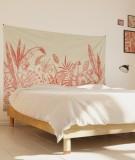tenture-M-lit-160-orange-missy-la-tete-dans-les-tropiques