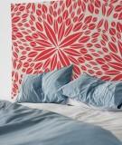 tapisserie-M-lit-160-rouge-paraja-aloe