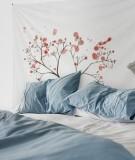 tapisserie-M-lit-160-blanc-rose-arbre-axelle-grosperrin