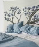 tapisserie-M-lit-160-blanc-arbre-bleu-axelle-grosperrin
