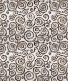 tete-de-lit-tissu-marron-suzy-vergez-spirales