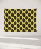 tapisserie-murale-L-lit-180-jaune-grand-myriame-el-jorfi-az
