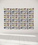 tapisserie-murale-L-lit-180-bleu-jaune-rouge-grand-myriame-el-jorfi-han