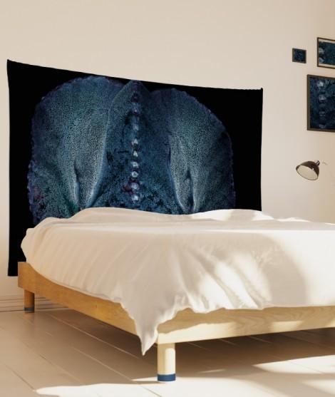 tenture-M-lit-160-noir-paola-guigou-cacteros-ii