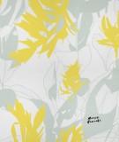 tete-de-lit-en-tissu-gris-jaune-marion-hamaide-flamant