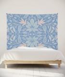 tenture-murale-L-lit-180-bleu-clair-morgane-bezou-kaleidoscope