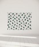 tenture-murale-S-lit-140-vert-organe-kauffmann-ça-pique