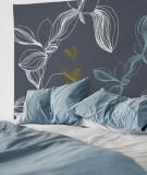 tapisserie-M-lit-160-gris-fonce-coco-hellein-prunus