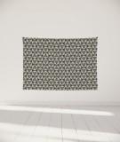 tenture-murale-S-lit-140-noir-blanc-maya-thomas-bugs-circle