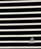 tete-de-lit-en-tissu-noir-Marinière-Paraja