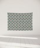 tenture-murale-S-lit-140-bleu-blanc-maya-thomas-blattidae