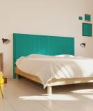 Tête de lit 160 cm Turquoise Paraja Kofi