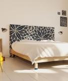 Tête de lit 160 cm Bleu Paraja  Aloe