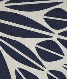 Tête de lit Bleu Paraja Aloe
