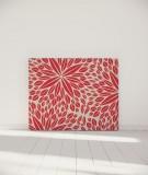 Tête de lit 140 cm Rouge Paraja  Aloe