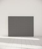 Tête de lit 140 cm Noir Gris Alexia Schroeder Ethnique graphique