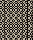Tête de lit Noir Beige Alexia Schroeder Ethnique graphique