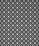Tête de lit Noir Blanc Alexia Schroeder Ethnique graphique